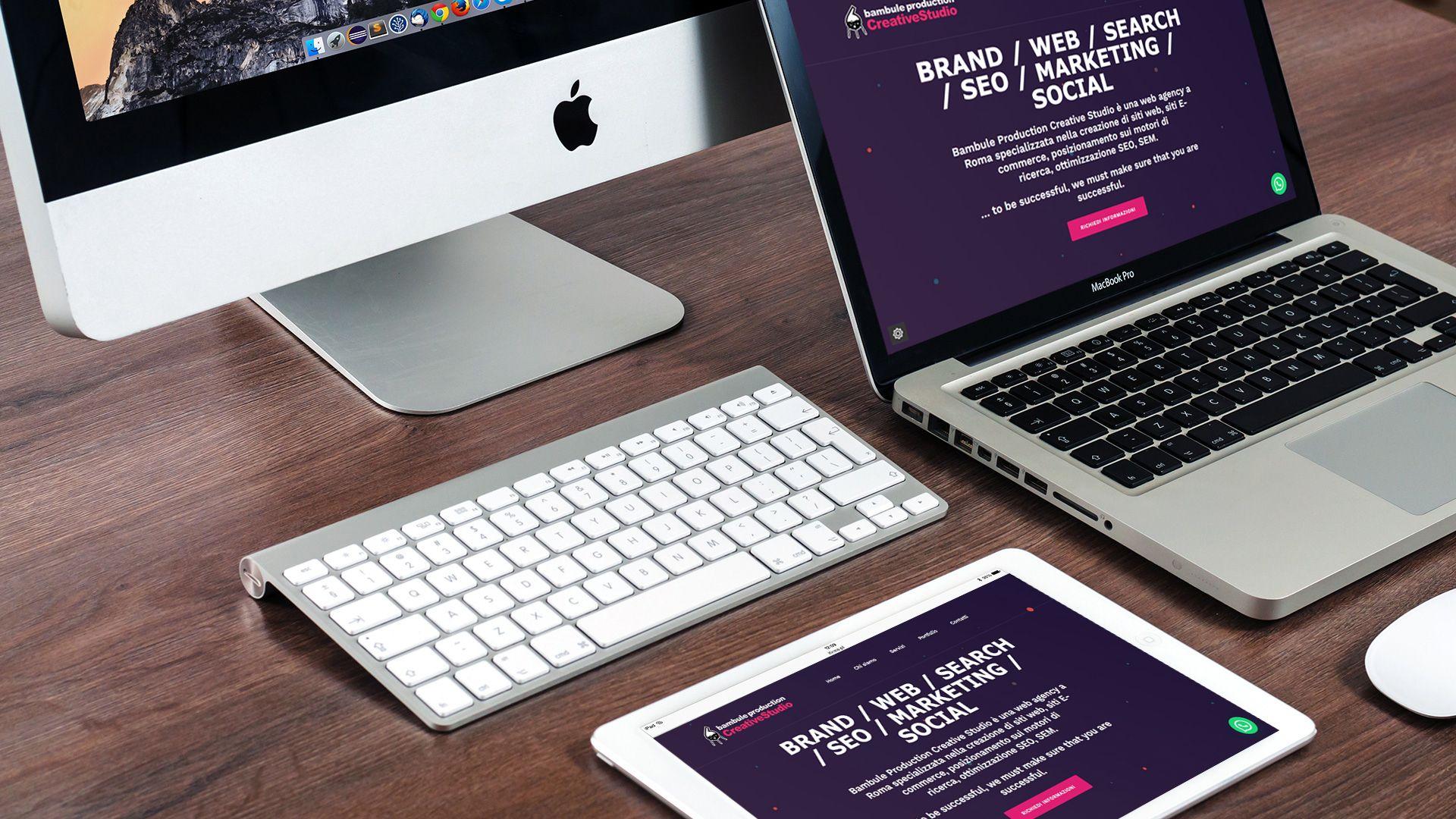 Realizzazione Siti Web Roma | Web Agency Studio Grafico Roma Eur